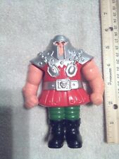 Vintage 1982 Masters Of The Universe Action Figure Ram Man ,Mattel He Man