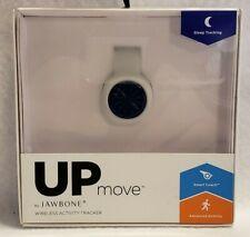 Up Move By Jawbone Wireless Activity Tracker Smart Coach White & Blue