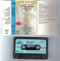Elton John--Your Songs---MUSIKKASSETTE ,MC,Tape  326566