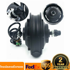Electric Motor Hub Brushless Motor 1000W 52V for 10 inch Electric Scooter USA