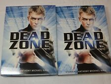 Dead Zone - Season 5 DVD 2007 3-Disc Set Sci-Fi Fantasy Not Rated Anthony Michae