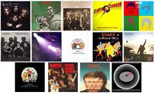MINIATURE Non Playable VINYL RECORD ALBUMS - QUEEN - CHOOSE FROM VARIOUS TITLES