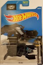 Hot Wheels - 2017 Batman 3/5 The Bat 205/365 (BBDTY47)