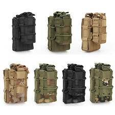 Explorer Tactical Molle Shoulder Sling Bag Concealed Carry Chest Police Military