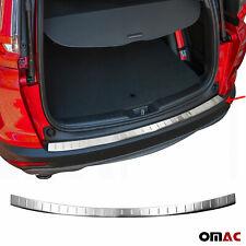Fits Honda Cr V 2017 2021 Chrome Rear Bumper Guard Trunk Sill Protector Ssteel