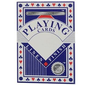 Playing cards traditional poker casino classic kids adult fun