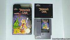 Dragon's Lair - Nintendo Nes