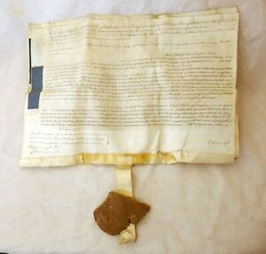 1783 Vellum Bankruptcy Appeal Keepers of Great Seal Ironmonger Traders Bristol