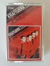 Kraftwerk ‎- The Man Machine - Cassette Album - Fame: FA 41 3118 4 - UK