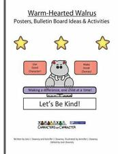 Warm-Hearted Walrus Posters and Bulletin Board Ideas and Activities by Joni...