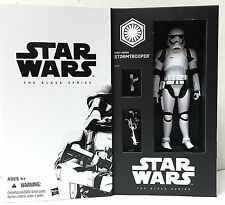 Hasbro Star Wars Black Series SDCC First Order Stormtrooper Action Figures Toy