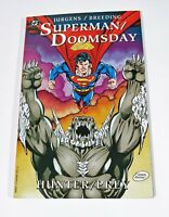 Superman / Doomsday Hunter / Prey DC TPB 1st Printing! Jurgens/Breeding LN! OOP!