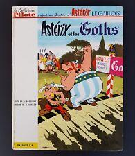 Bd Asterix & le Gotich Eo Pilota 3a Dargaud 1963 Mai Usato Lato Bdm