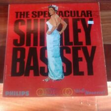THE SPECTACULAR SHIRLEY BASSEY-M1965LP MONO VG++/VG+ tested