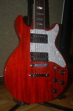 Attila Custom Guitars DC Junior Built To Your Specifications Fits Gibson Case