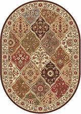 floral oval area rugs