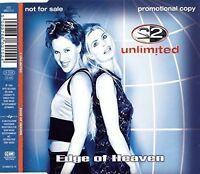 2 Unlimited Edge of heaven (5 versions, 1998) [Maxi-CD]