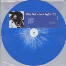 Miles Davis - Live In Boston 1972 FM Broadcast VINYL LP