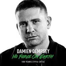 Damien Dempsey - No Force On Earth [New CD] UK - Import