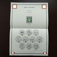 Germany Nazi 1941 Stamp MINT Postilion Hitler's National Culture Fund WWII 3rd R