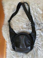 Tumi Black Nylon Crossbody Mesh Medium Men's Unisex Messenger Day Travel Bag