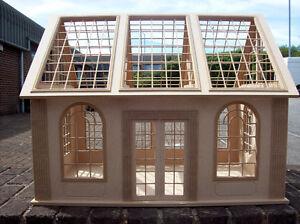 12th Scale Georgian Orangery (Kit)