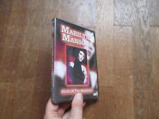 DVD MUSIQUE MARILYN MANSON birth of the antechrist   NEUF SOUS FILM