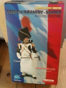 Action Figure 1/6 DID Napoleonic Carnot Sapeur  - Empire