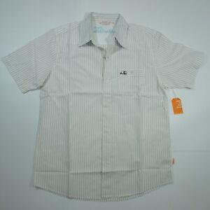 Deadstock NWT Enjoi Skateboards Panda Polo Short Sleeve Shirt Men's M