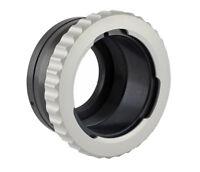 Lente de montaje PL para MFT Micro 4//3 m43 Cámara ciecio 7 Adaptador Blackmagic GH5 BMPCC