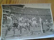 OLYMPIA 1936 PHOTO CARD NO. 40 JACK LOVELOCK