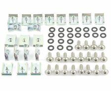 MOTORRAD VERKLEIDUNGSSCHRAUBEN + KLEMMEN / CLIPS M5 SCHRAUBEN - 5x16mm 60 TEILE