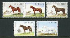Nouvelle annonce Ireland Scott #505-509 MNH Famous Horses FAUNA CV$4+