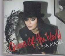 Ida Maria-Queen Of The World cd maxi single 2 tracks