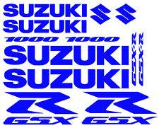 Adesivi Suzuki GSX-R 600 750 1000