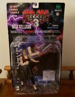 Epoch 1998 Tekken 3 Nina Williams Action Figure New in Box NIB Box Wear