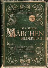 DVD Das Große Märchen Bilderbuch mit Aschenputtel, Frau Holle, Der Froschkönig