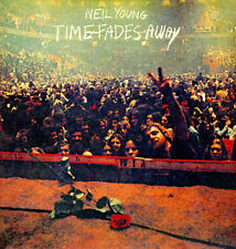 Neil Young Time Fades Away 140g Vinyl LP Reissue in Stock