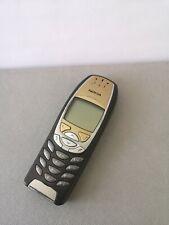 Nokia 6310i - Jet Black (Unlocked) Mobile Phone