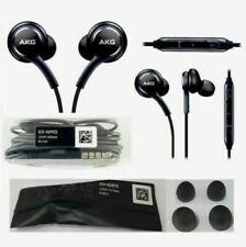 Original Samsung OEM AKG S8 S9 S10 Stereo Headphones Earphones In Ear Earbud Lot