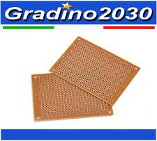 Basetta mille fori Ramata 5X7 CM circuito piastra sperimentale 50x70 PCB forata