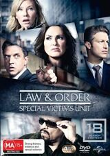 Law And Order Special Victims Unit Season 18 Brand New