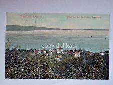 Gruss aus ABBAZIA ISTRIA Karl Konig AK vecchia cartolina