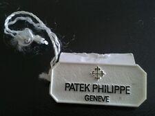 PATEK-PHILIPPE-Hangtag-Sello-Seal-Cachet-Sigillo-GENEVE 5146R-001 Etiqueta Tag