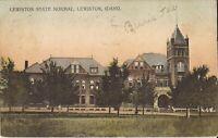 Lewiston, IDAHO - Lewiston State Normal School - 1907 - College