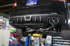 CNT Racing 2015-2018 WRX/STi Sedan muffler delete  Exhaust 3.5 burnt tip