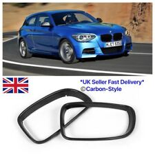 BMW E82 E87 1 Série Véritable fibre de carbone Grill couvre