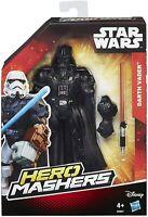Hero Mashers Star Wars B3657 Disney Hasbro / Darth Vader Dark Vador / Collector