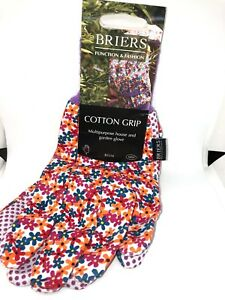 Briers Cottom Grip House And Garden Glove