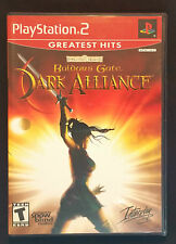 Baldur's Gate: Dark Alliance (Playstation 2, 2002)